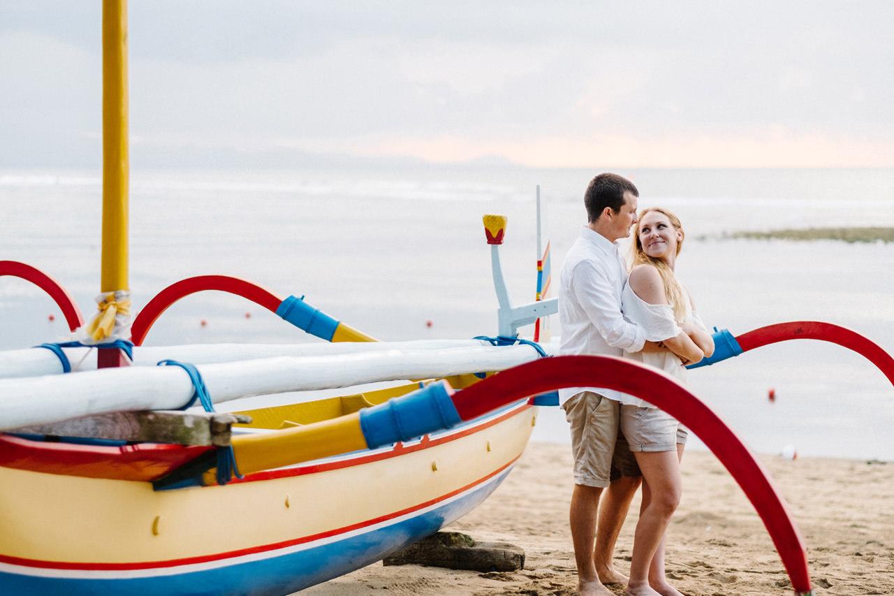 R&S: Bali Honeymoon Photography in Sanur 8