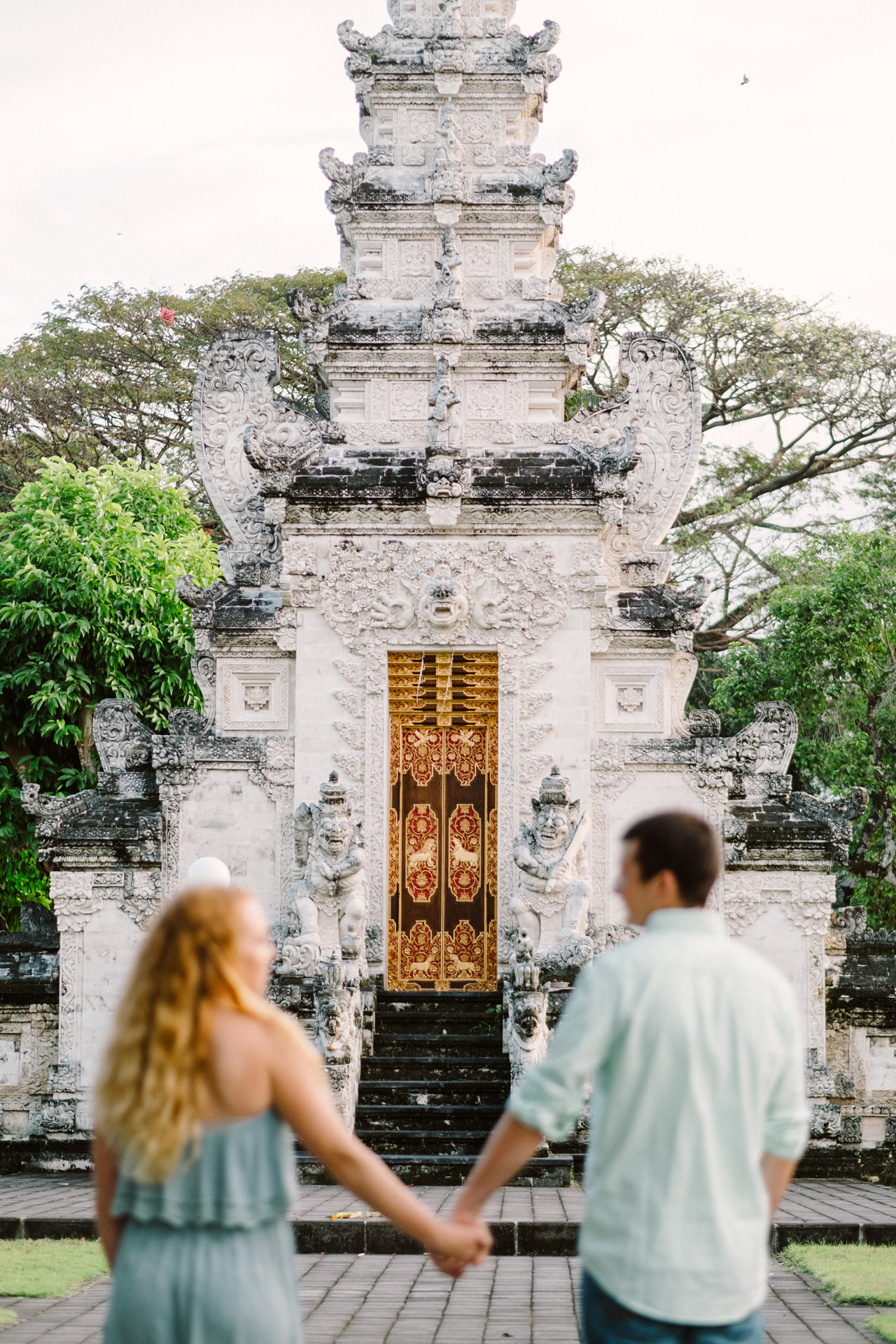 R&S: Bali Honeymoon Photography in Sanur 11