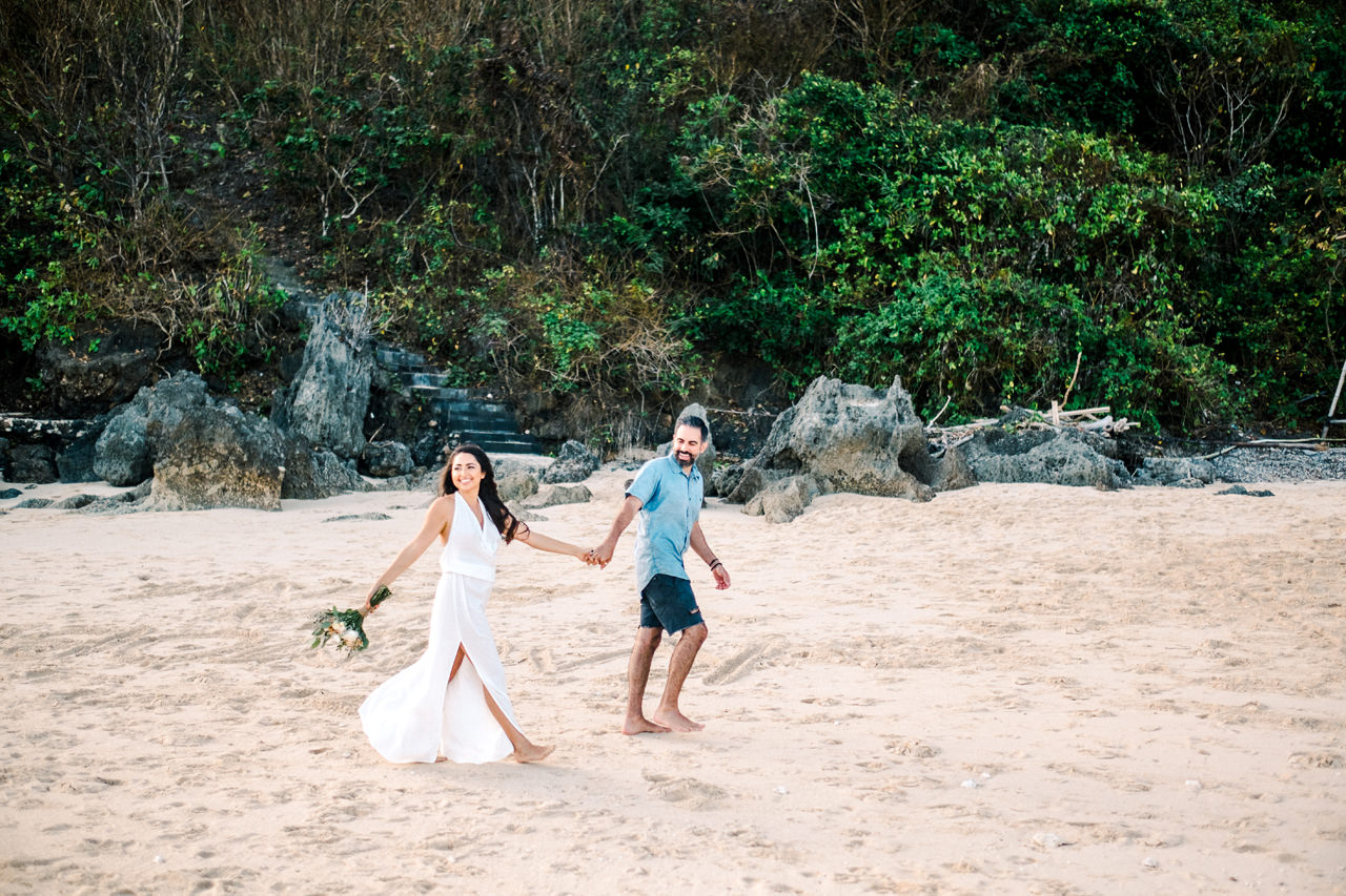 S&S: Just Got Engaged in Bali! | Bali Engagement Photo 4
