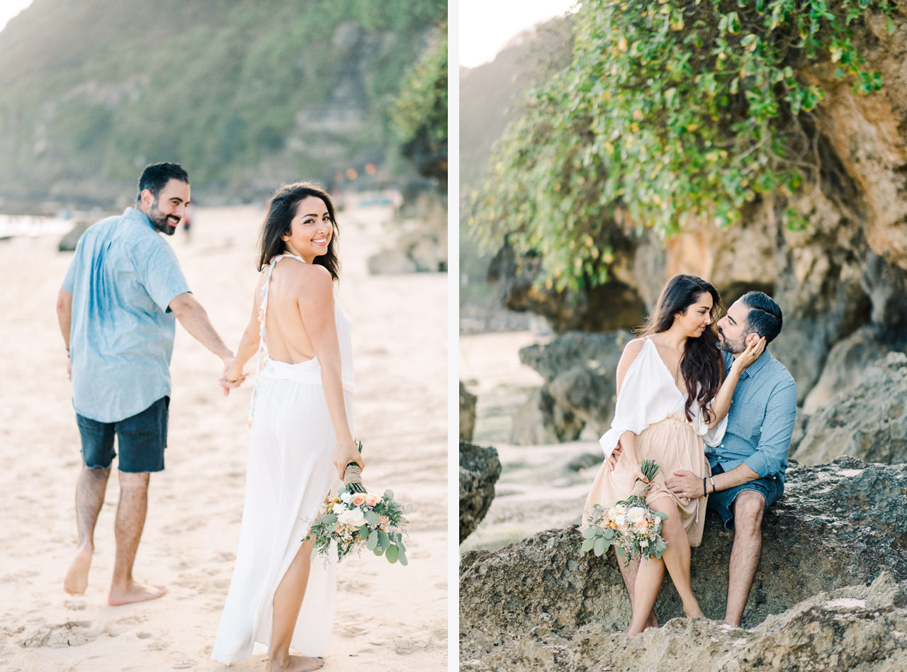 S&S: Just Got Engaged in Bali! | Bali Engagement Photo 5