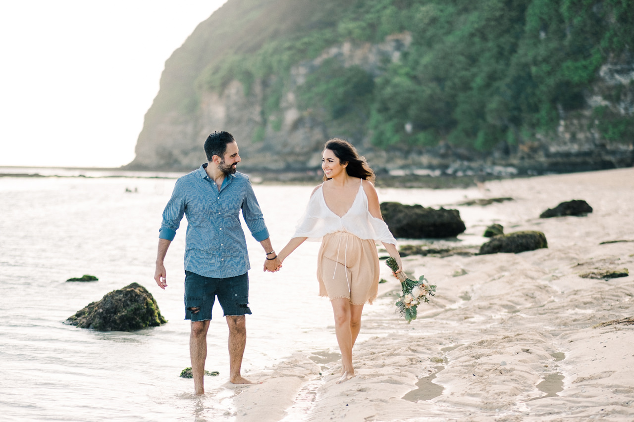 S&S: Just Got Engaged in Bali! | Bali Engagement Photo 6
