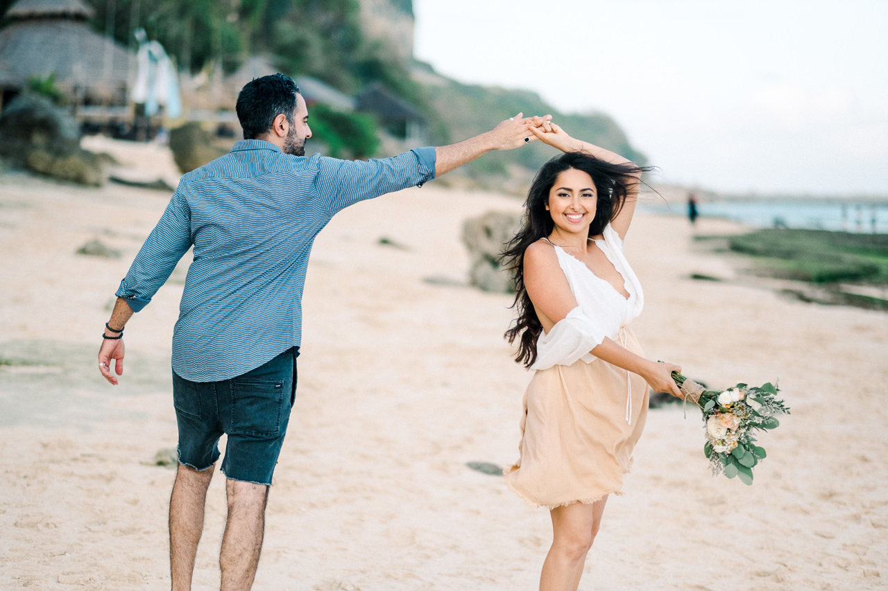S&S: Just Got Engaged in Bali! | Bali Engagement Photo 8