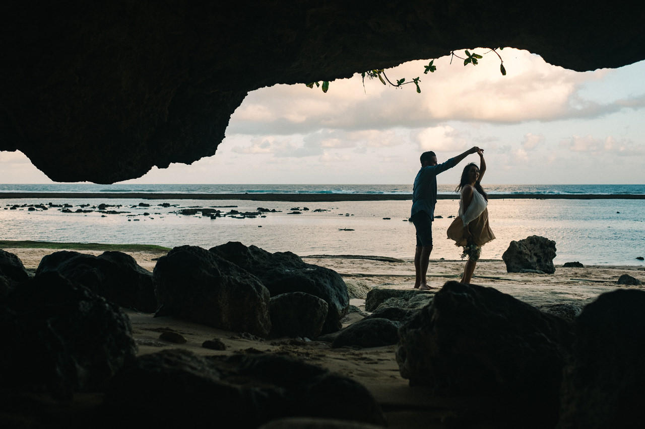 S&S: Just Got Engaged in Bali! | Bali Engagement Photo 10