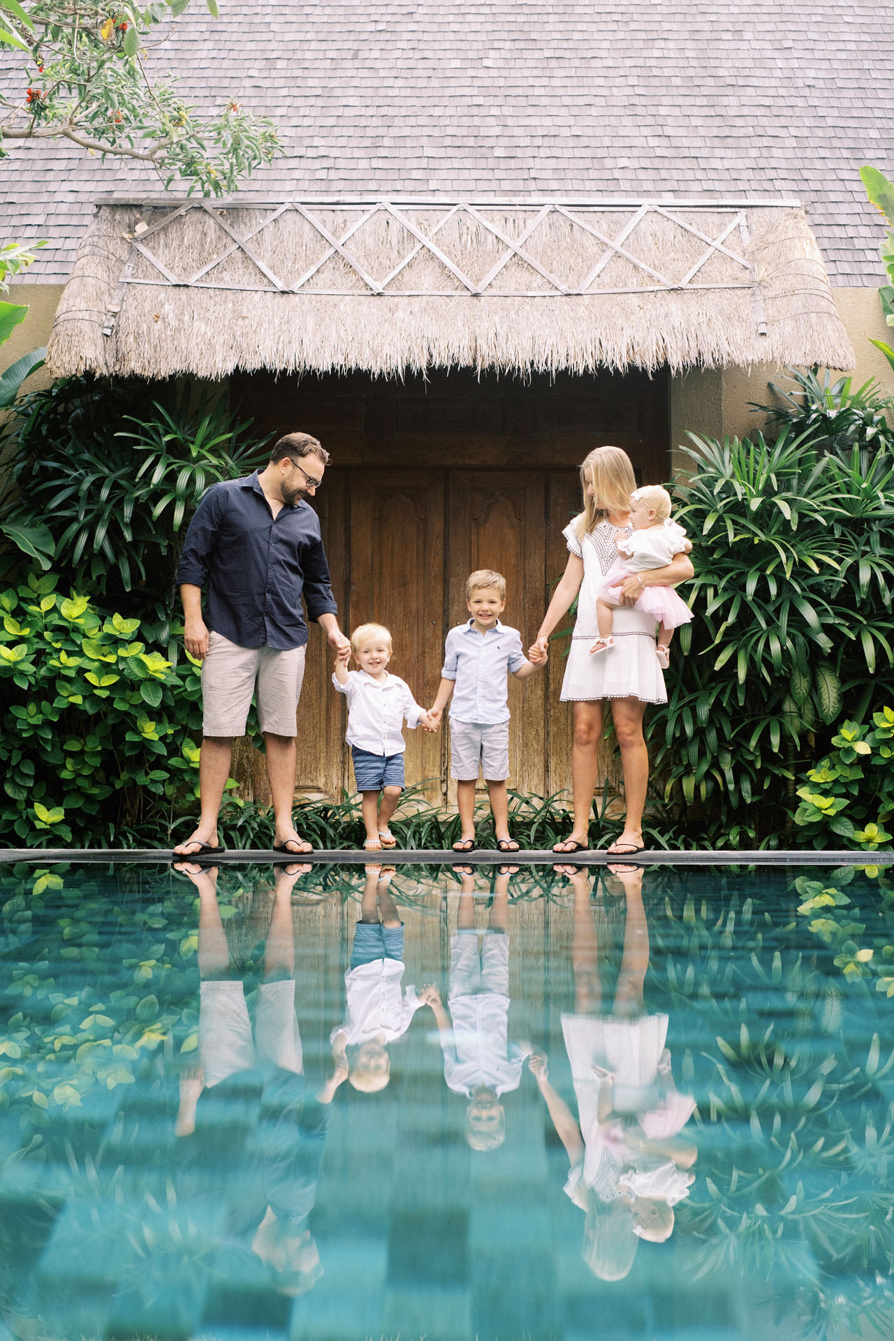 Bali Family Photographer - Fun Family Vacation in Bali 1