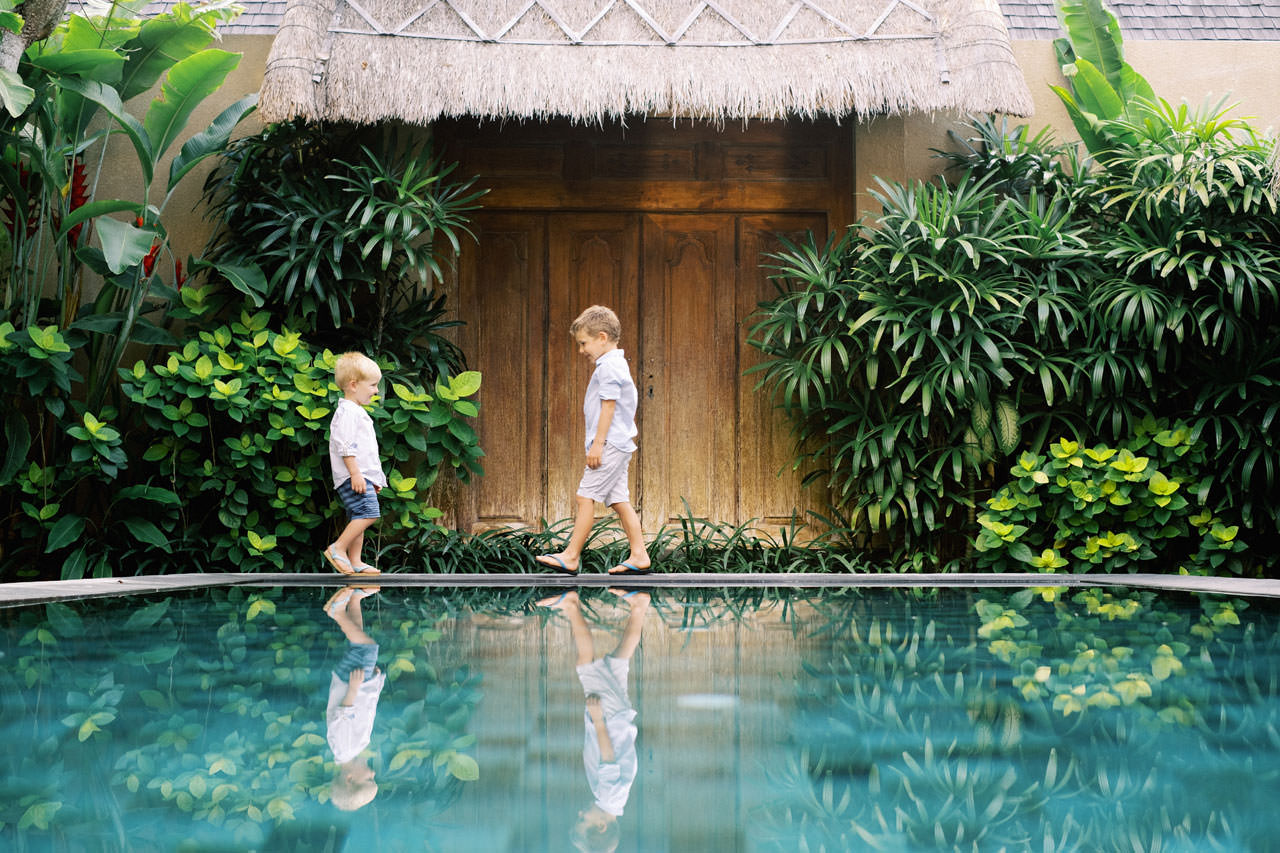 Bali Family Photographer - Fun Family Vacation in Bali 3