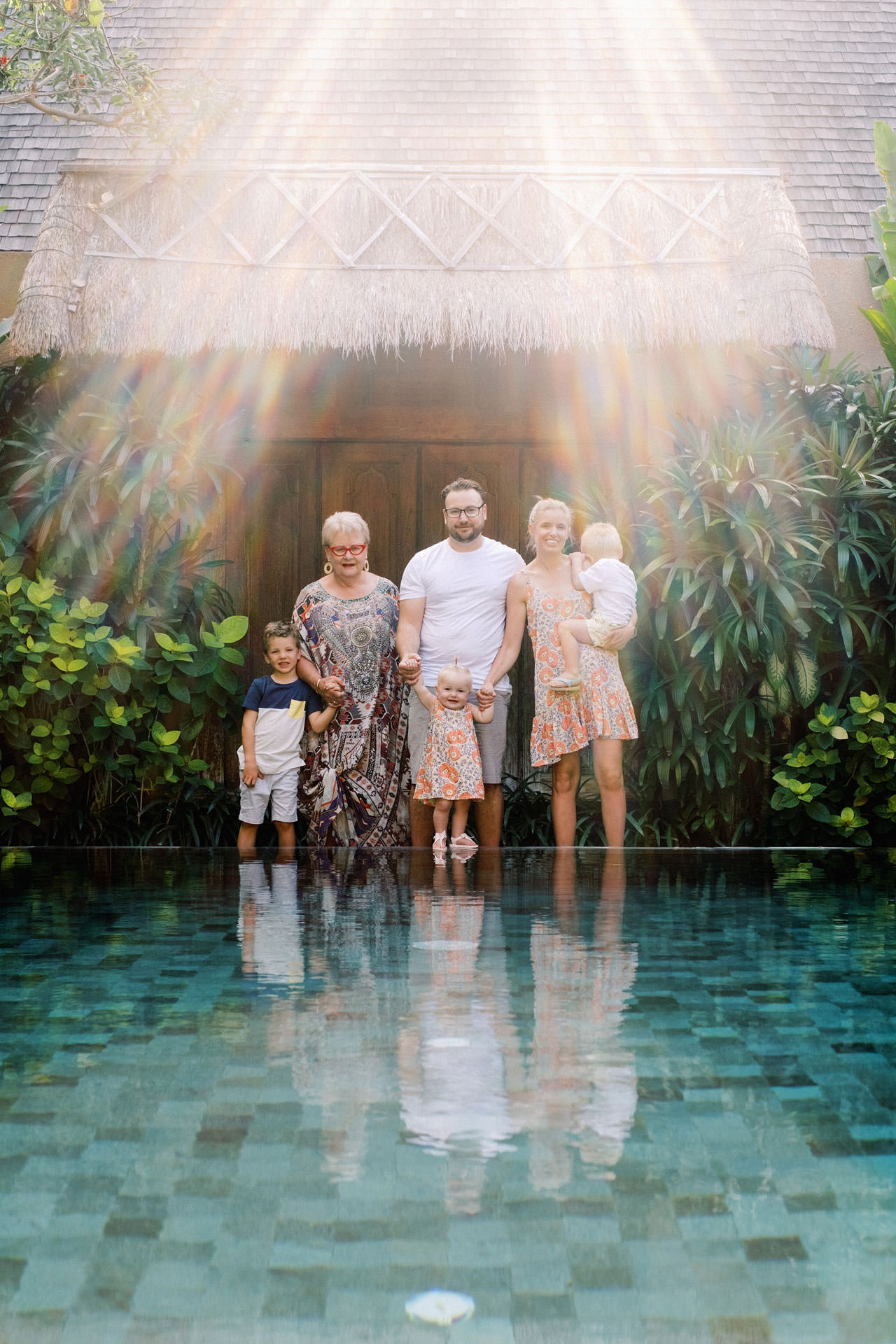 Bali Family Photographer - Fun Family Vacation in Bali 12