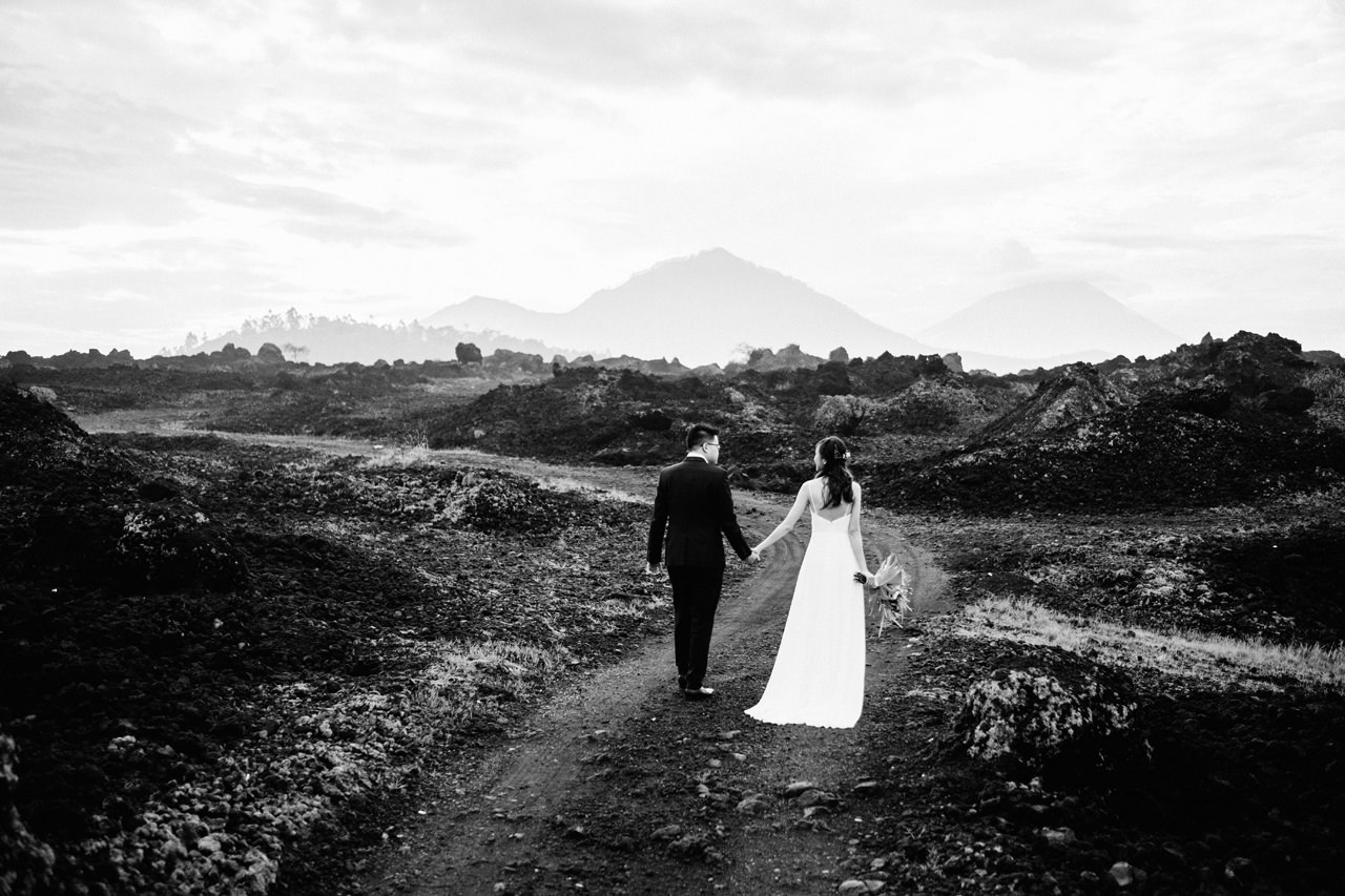 S&Y: Batur Volcano and Nungnung Waterfall Prewedding - Bali Prewedding Photographer 9