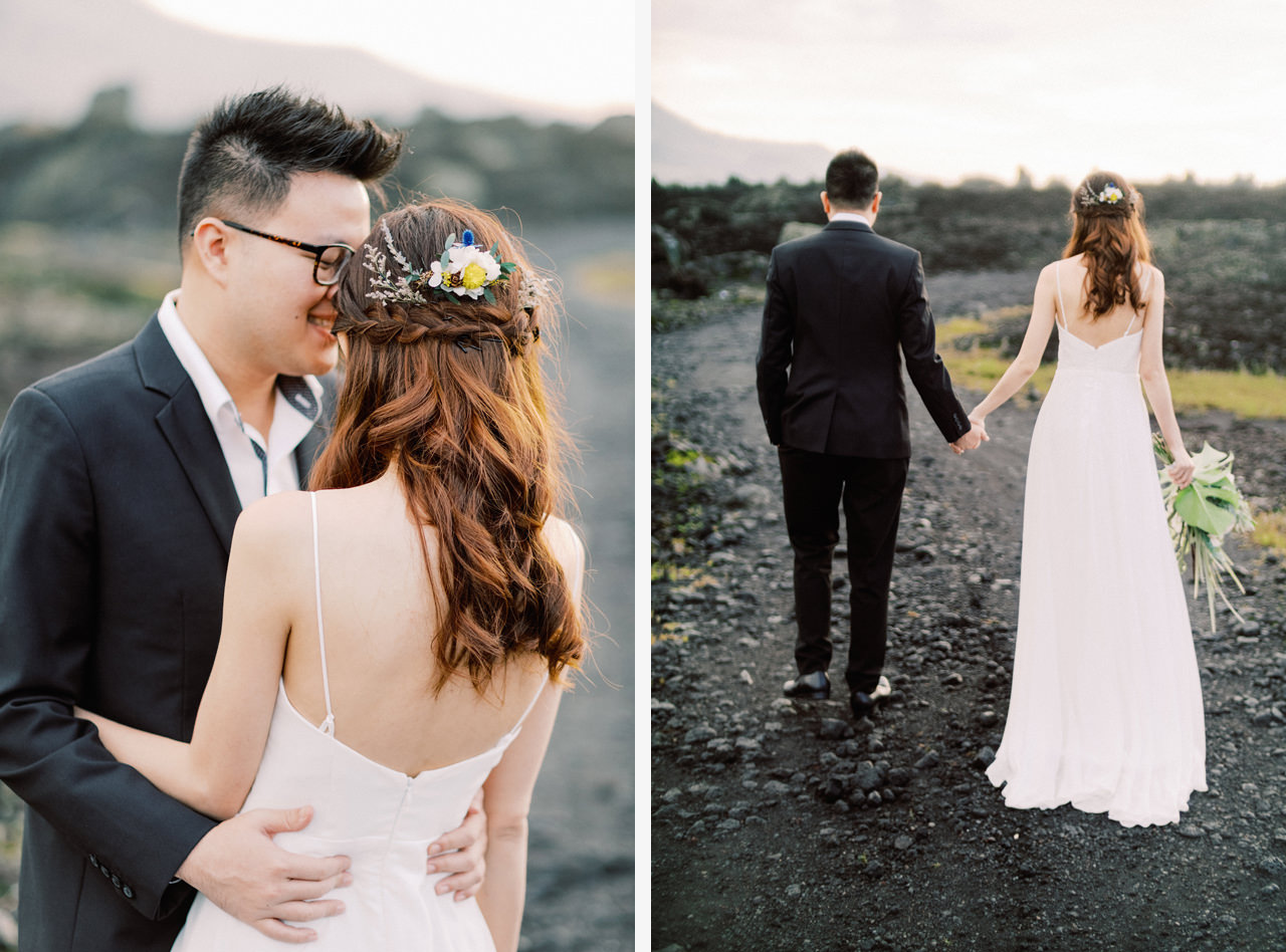 S&Y: Batur Volcano and Nungnung Waterfall Prewedding - Bali Prewedding Photographer 10