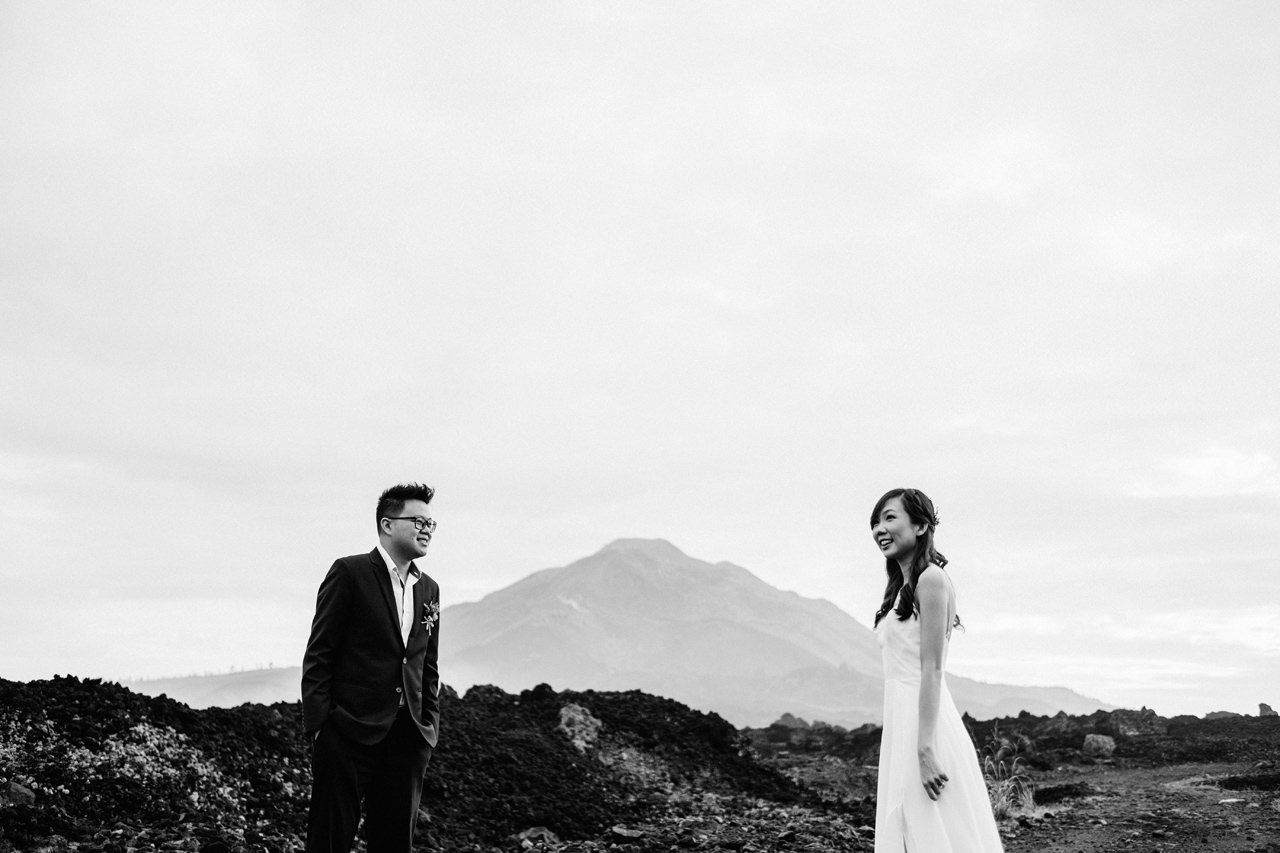 S&Y: Batur Volcano and Nungnung Waterfall Prewedding - Bali Prewedding Photographer 12