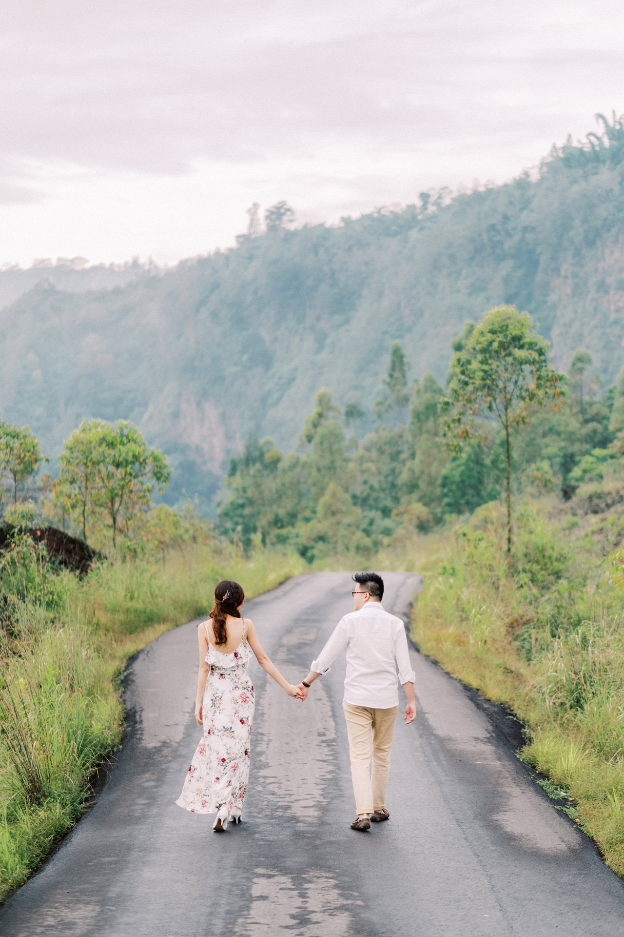 S&Y: Batur Volcano and Nungnung Waterfall Prewedding - Bali Prewedding Photographer 13
