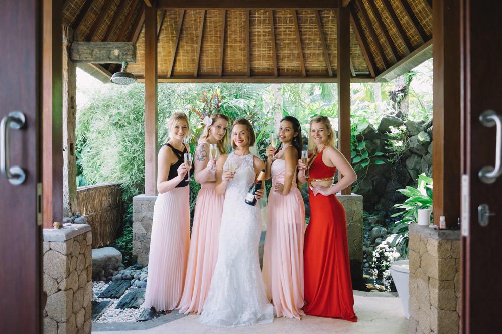 Bali Wedding Photography in Ubud of Sarah & Anthony 45