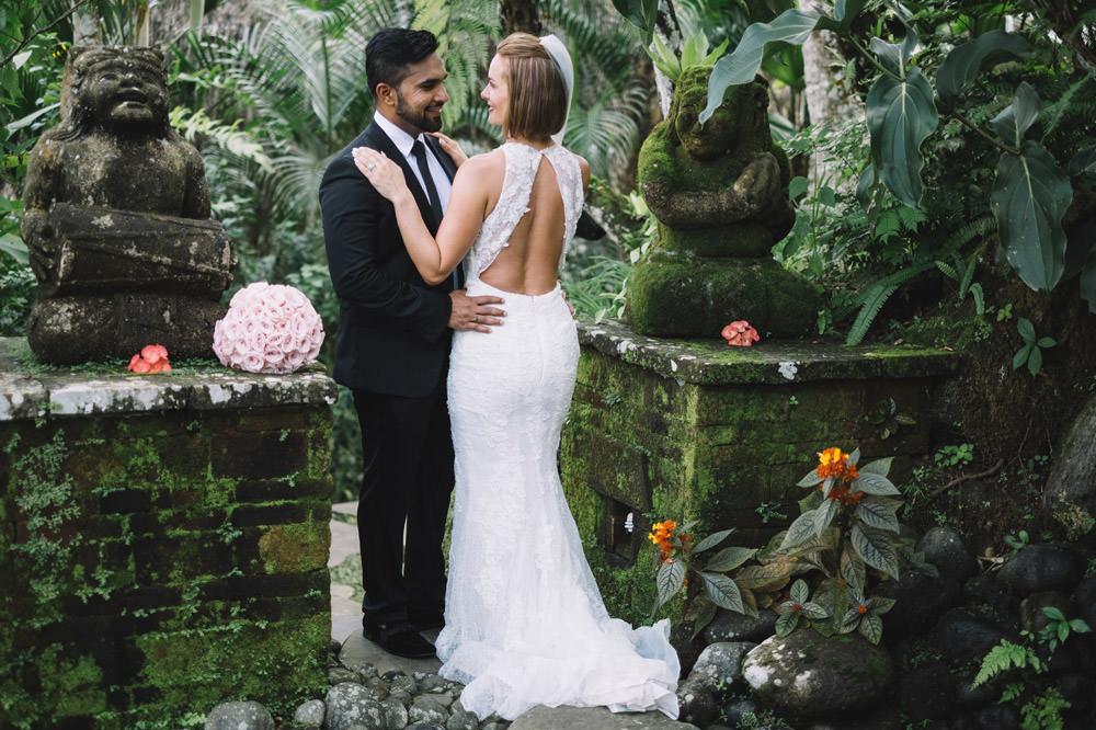 Bali Wedding Photography in Ubud of Sarah & Anthony 77