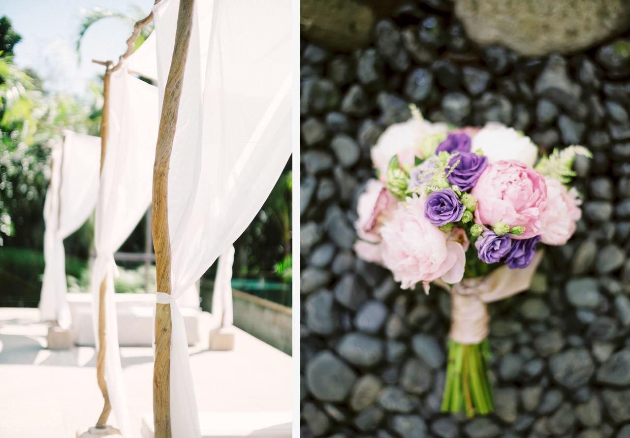 T & D: Destination Wedding at Tirtha Uluwatu Bali 6