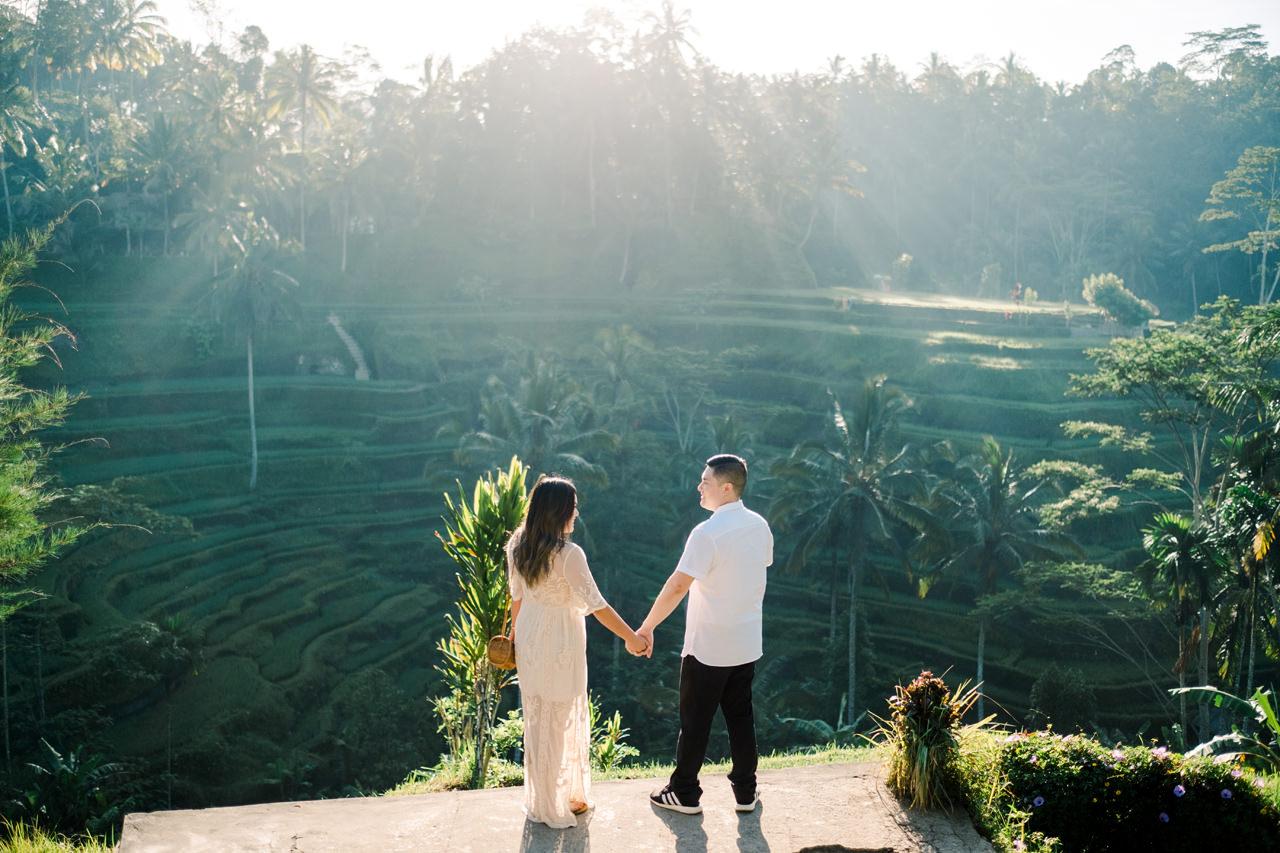 T&J: A Gorgeous Bali Sunrise Surprise Proposal 1