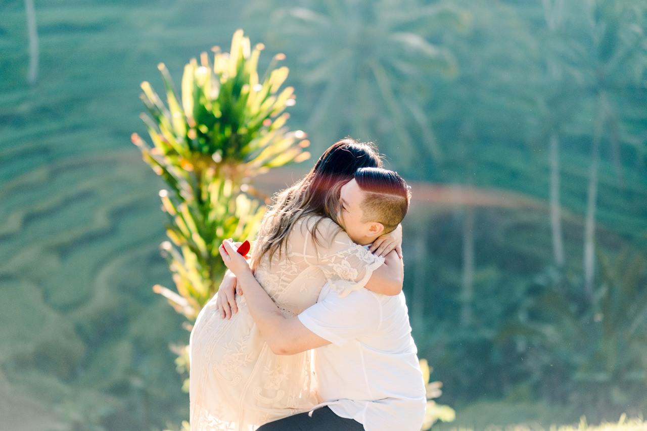 T&J: A Gorgeous Bali Sunrise Surprise Proposal 4