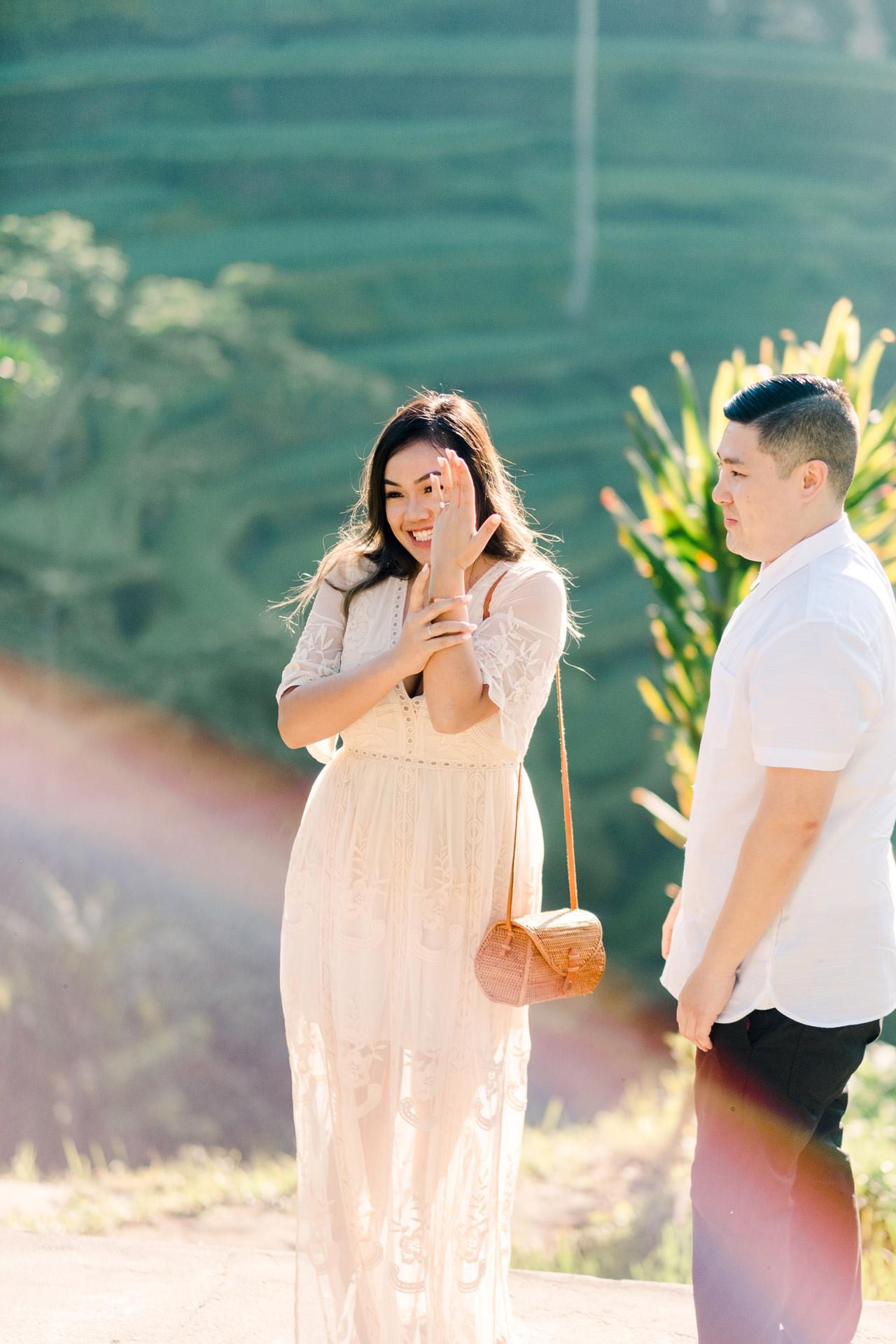 T&J: A Gorgeous Bali Sunrise Surprise Proposal7