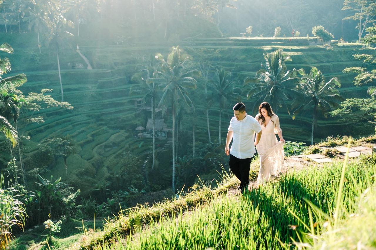 T&J: A Gorgeous Bali Sunrise Surprise Proposal 9