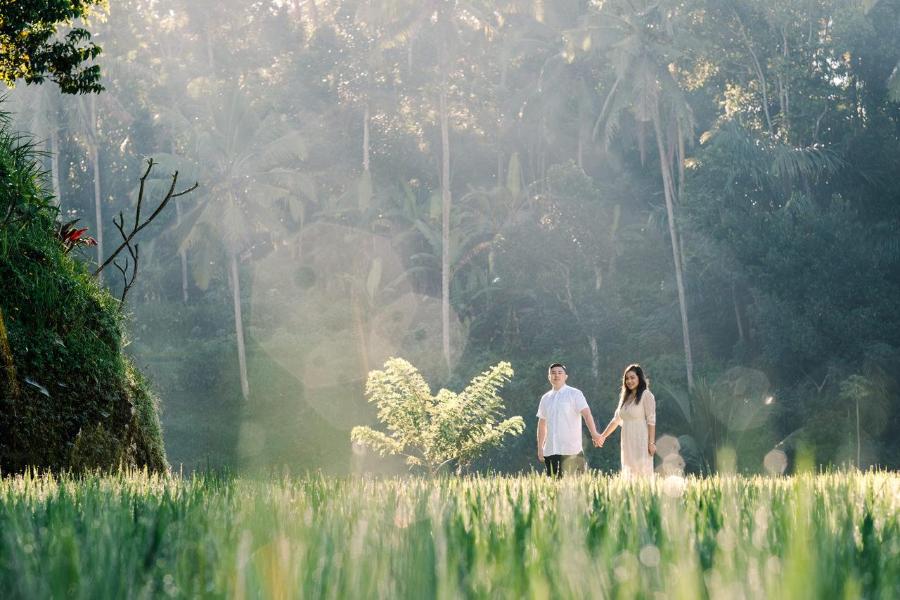 T&J: A Gorgeous Bali Sunrise Surprise Proposal 10