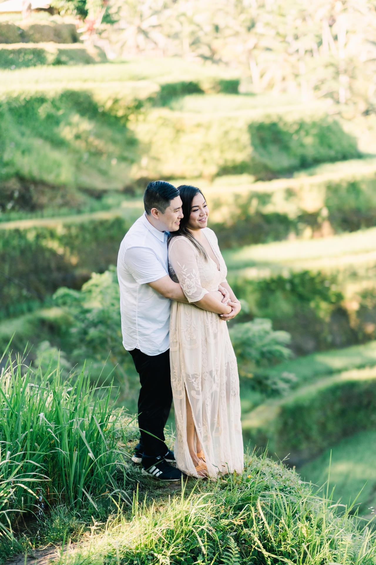 T&J: A Gorgeous Bali Sunrise Surprise Proposal 11