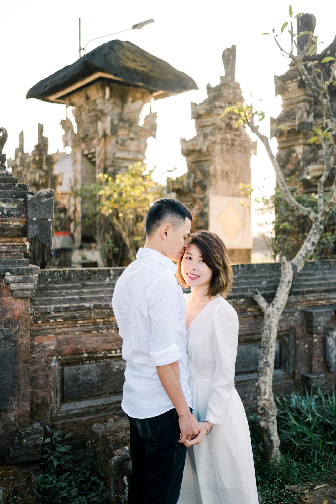 T&K: Bali Prewedding Photo Session in The Mountains 8