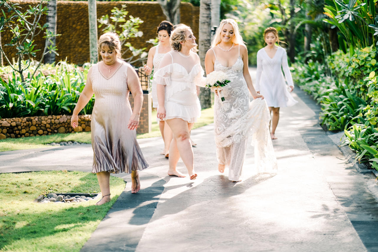 T&M: Adventurous Wedding at The St. Regis Bali Resort 11