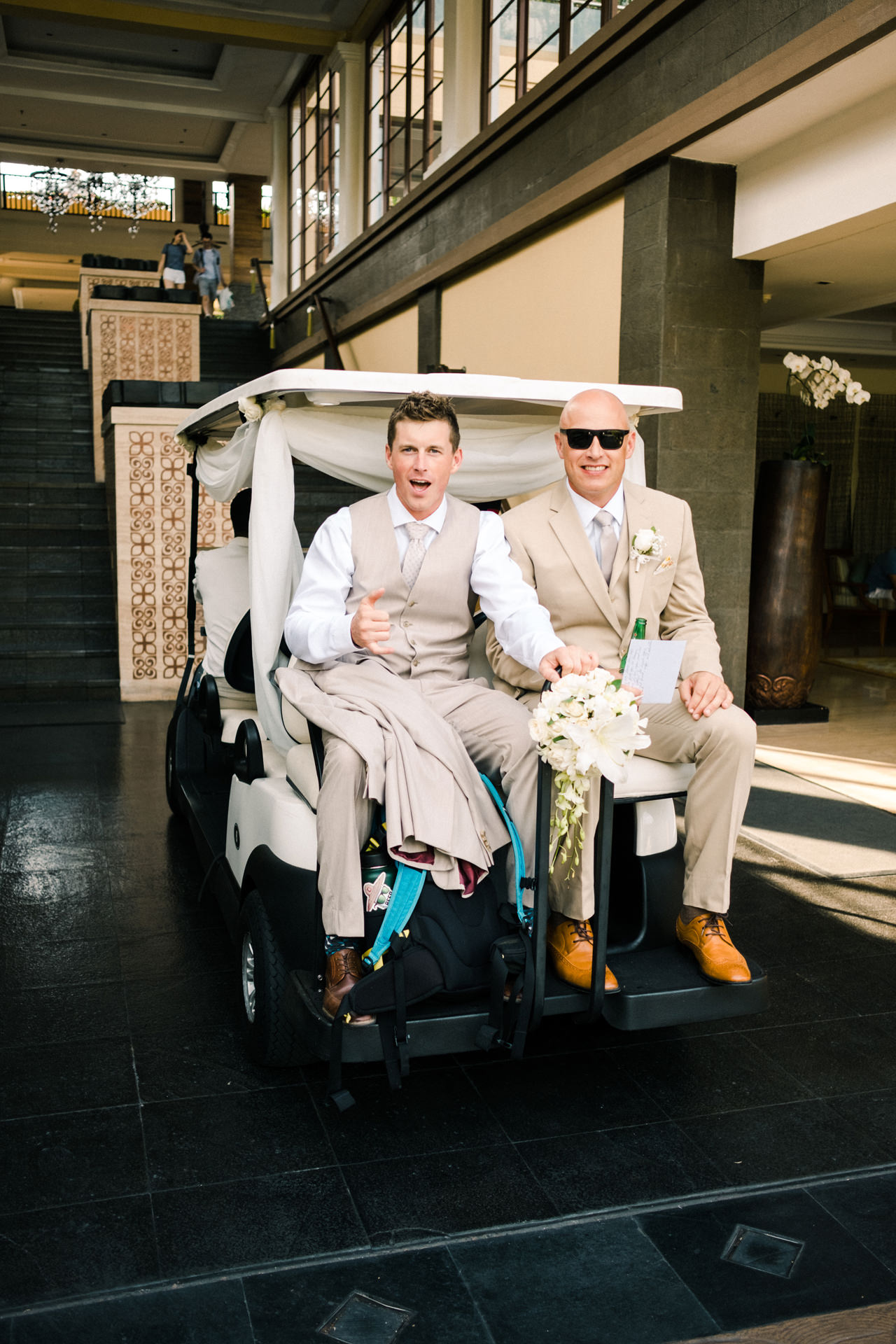 T&M: Adventurous Wedding at The St. Regis Bali Resort 13