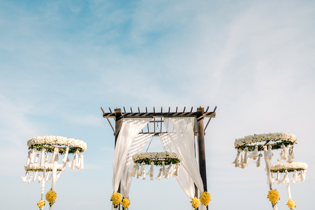 T&M: Adventurous Wedding at The St. Regis Bali Resort 14