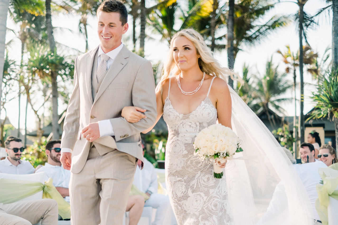 T&M: Adventurous Wedding at The St. Regis Bali Resort 20