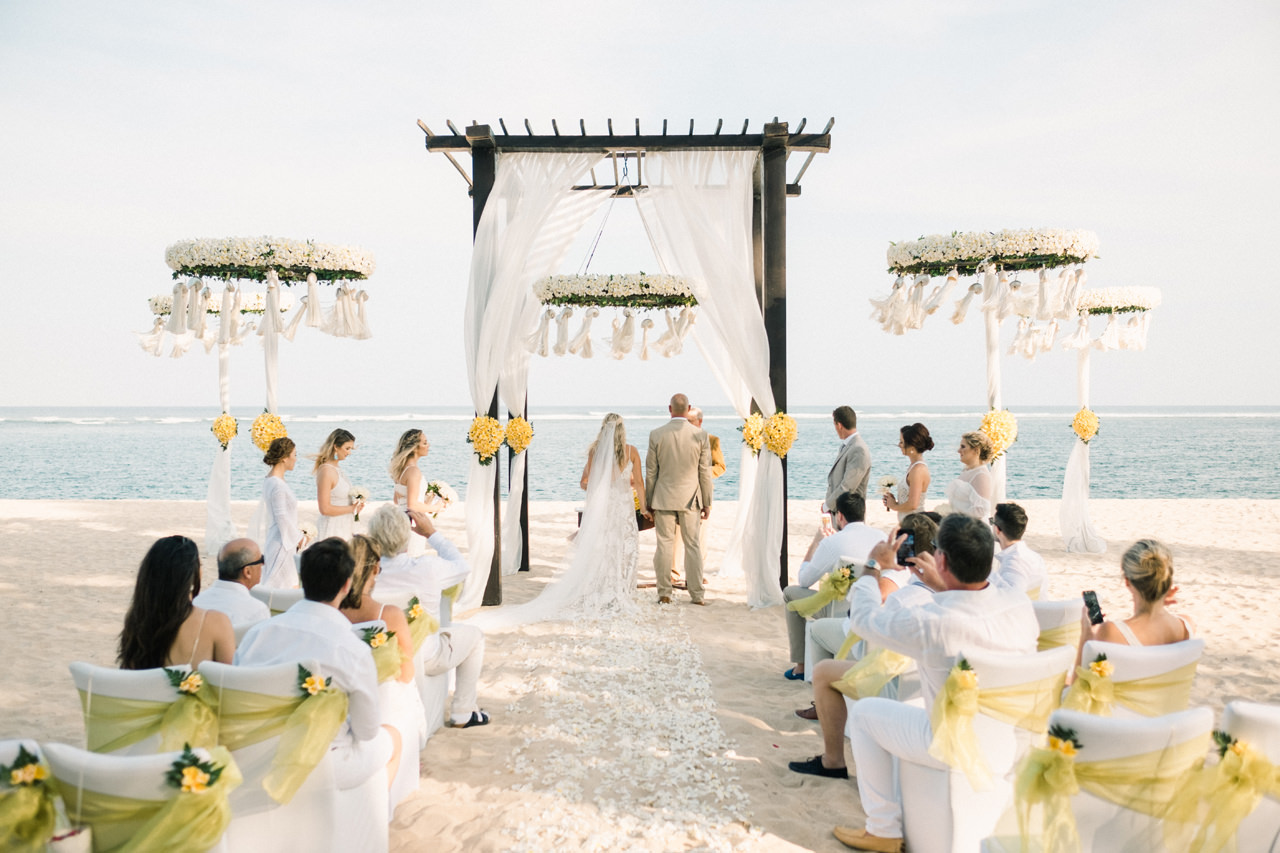T&M: Adventurous Wedding at The St. Regis Bali Resort 21