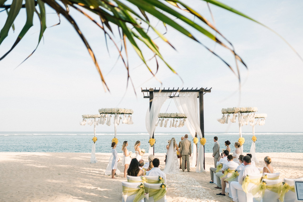 T&M: Adventurous Wedding at The St. Regis Bali Resort 22