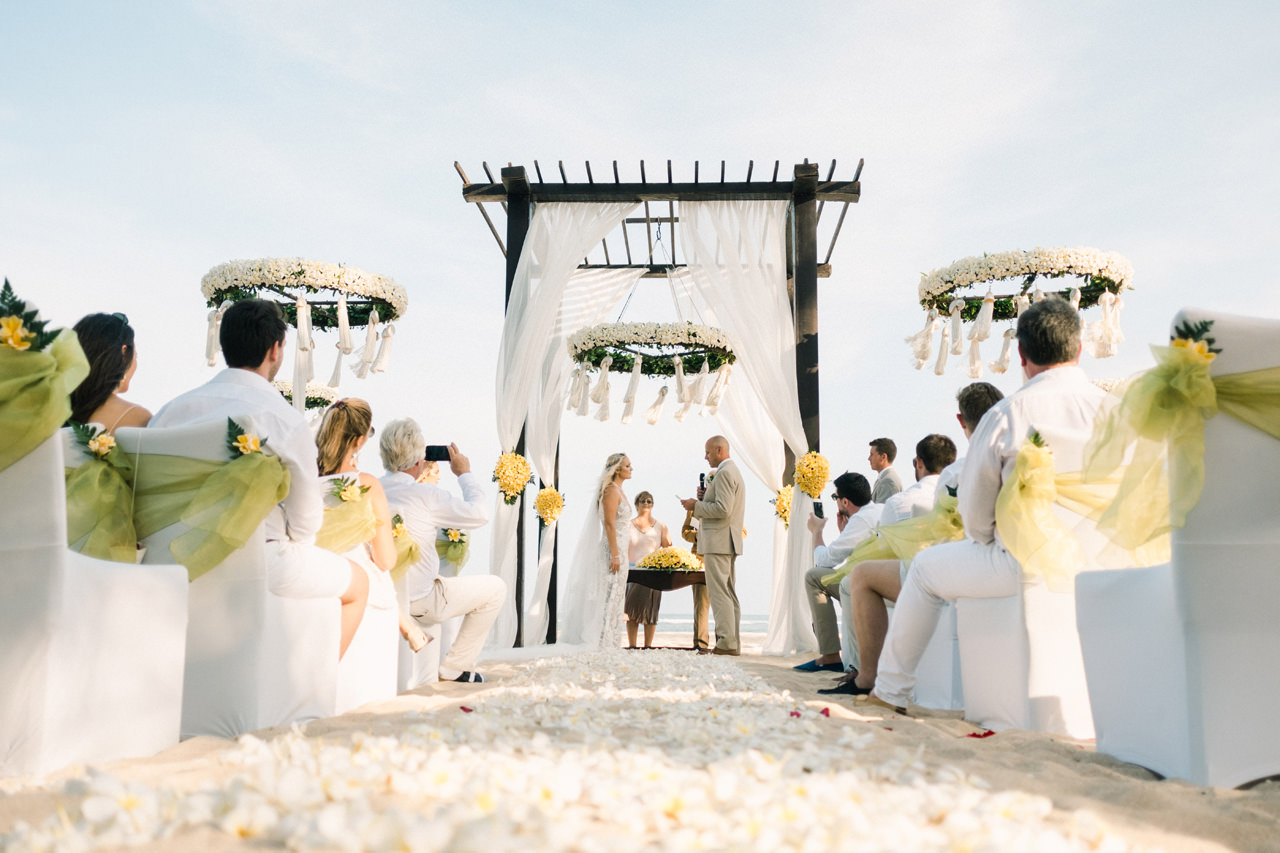 T&M: Adventurous Wedding at The St. Regis Bali Resort 23