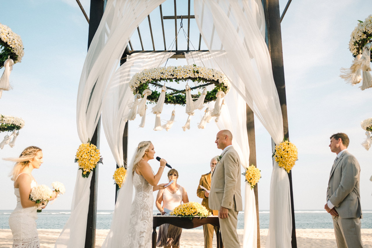 T&M: Adventurous Wedding at The St. Regis Bali Resort 25