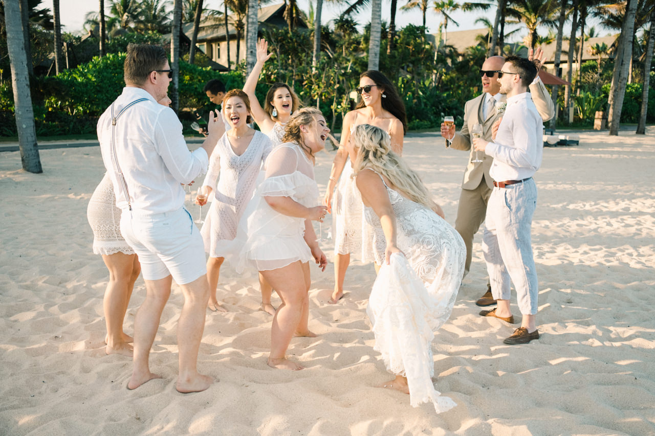 T&M: Adventurous Wedding at The St. Regis Bali Resort 35