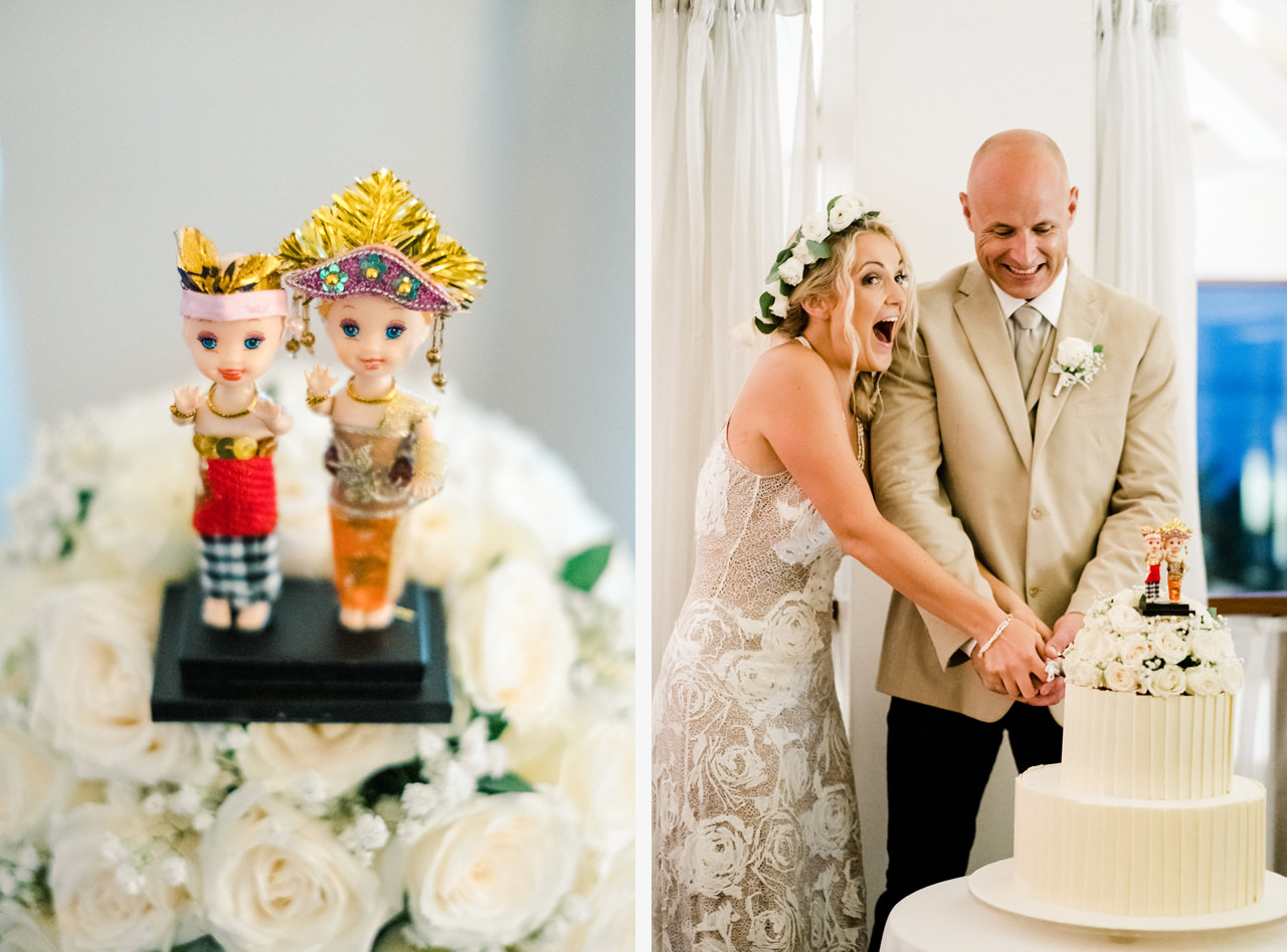 T&M: Adventurous Wedding at The St. Regis Bali Resort 42