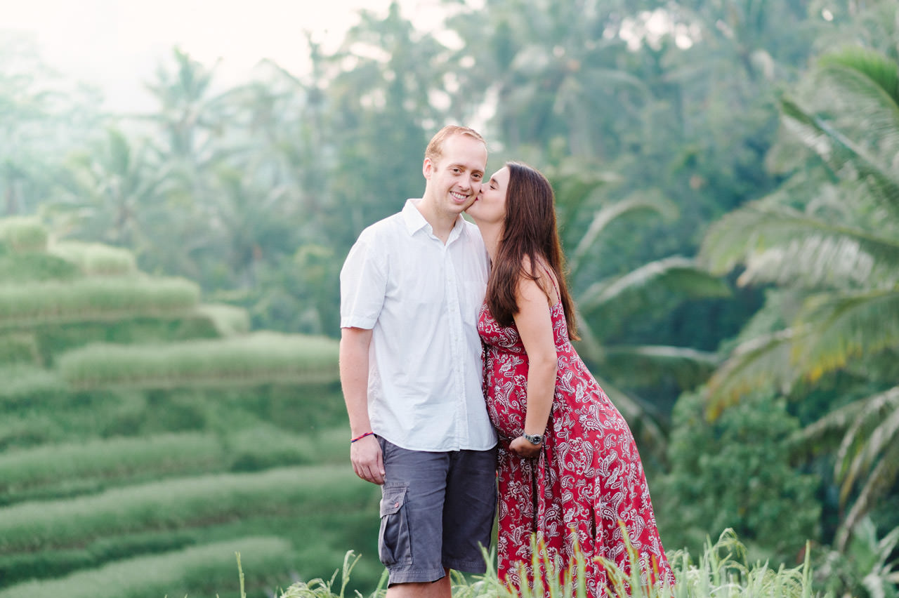 T&P: Pregnancy photography in Ubud Bali 5
