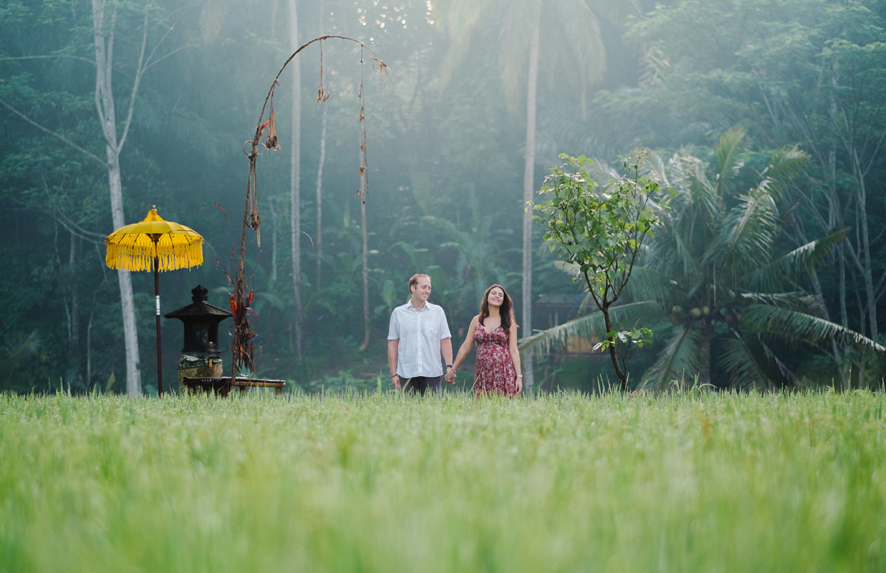 Pregnancy photography in Ubud Bali 8