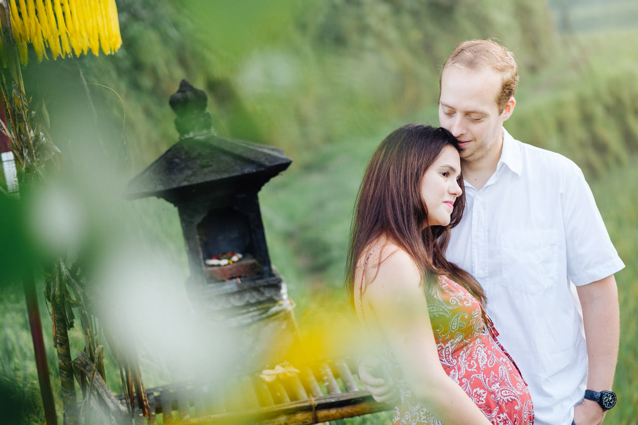 Pregnancy photography in Ubud Bali 9