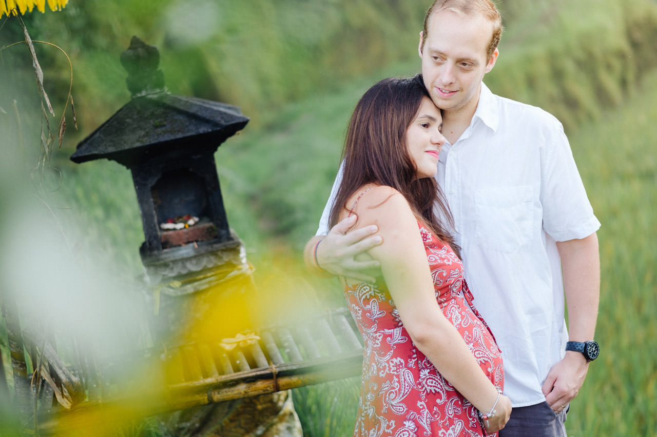 Pregnancy photography in Ubud Bali 10