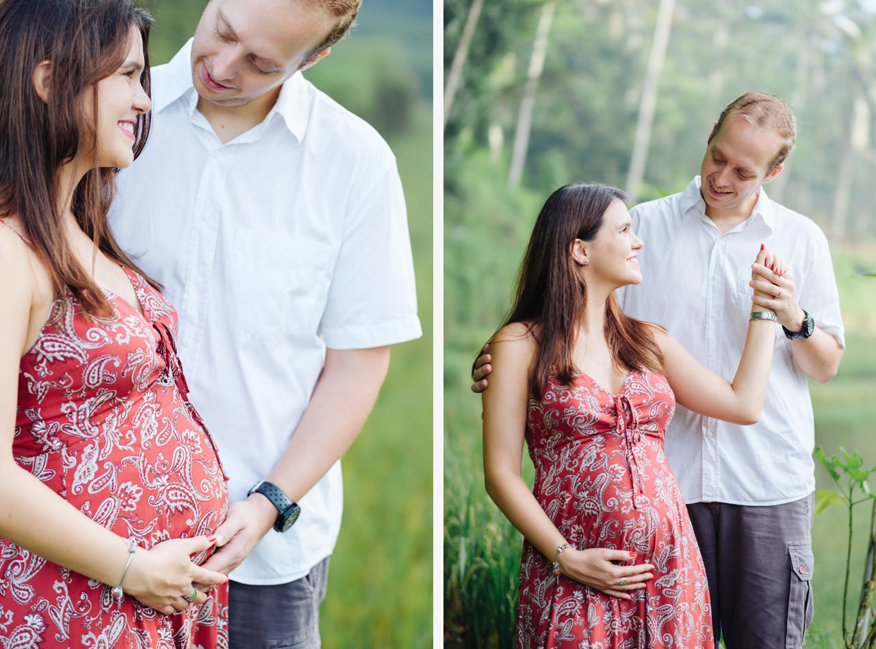 Pregnancy photography in Ubud Bali 11
