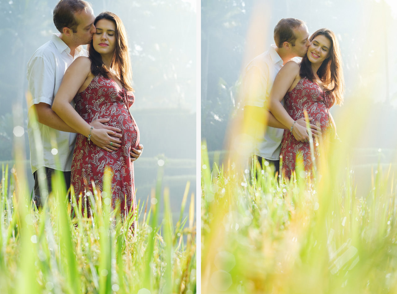 Pregnancy photography in Ubud Bali 18
