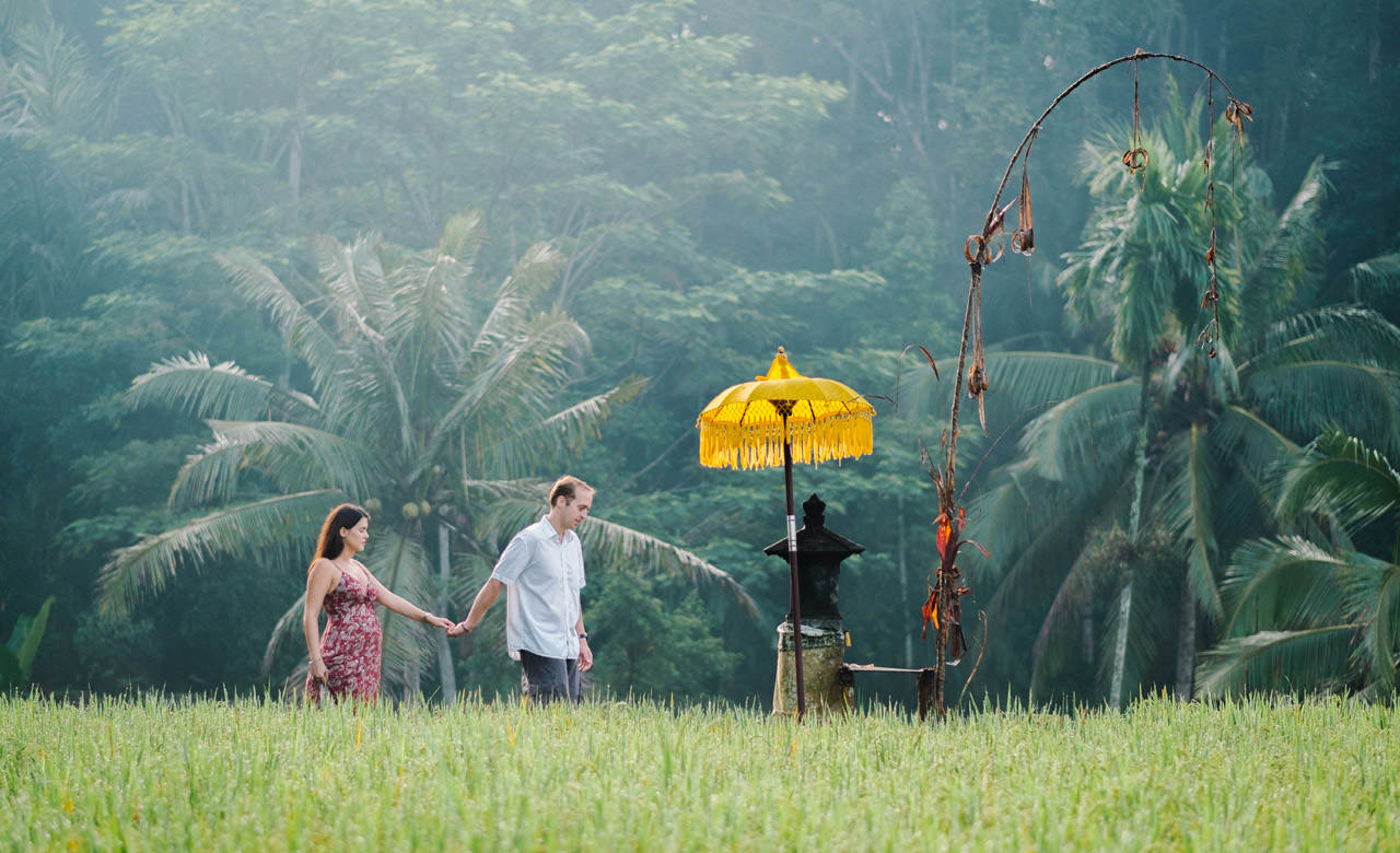 Pregnancy photography in Ubud Bali 24