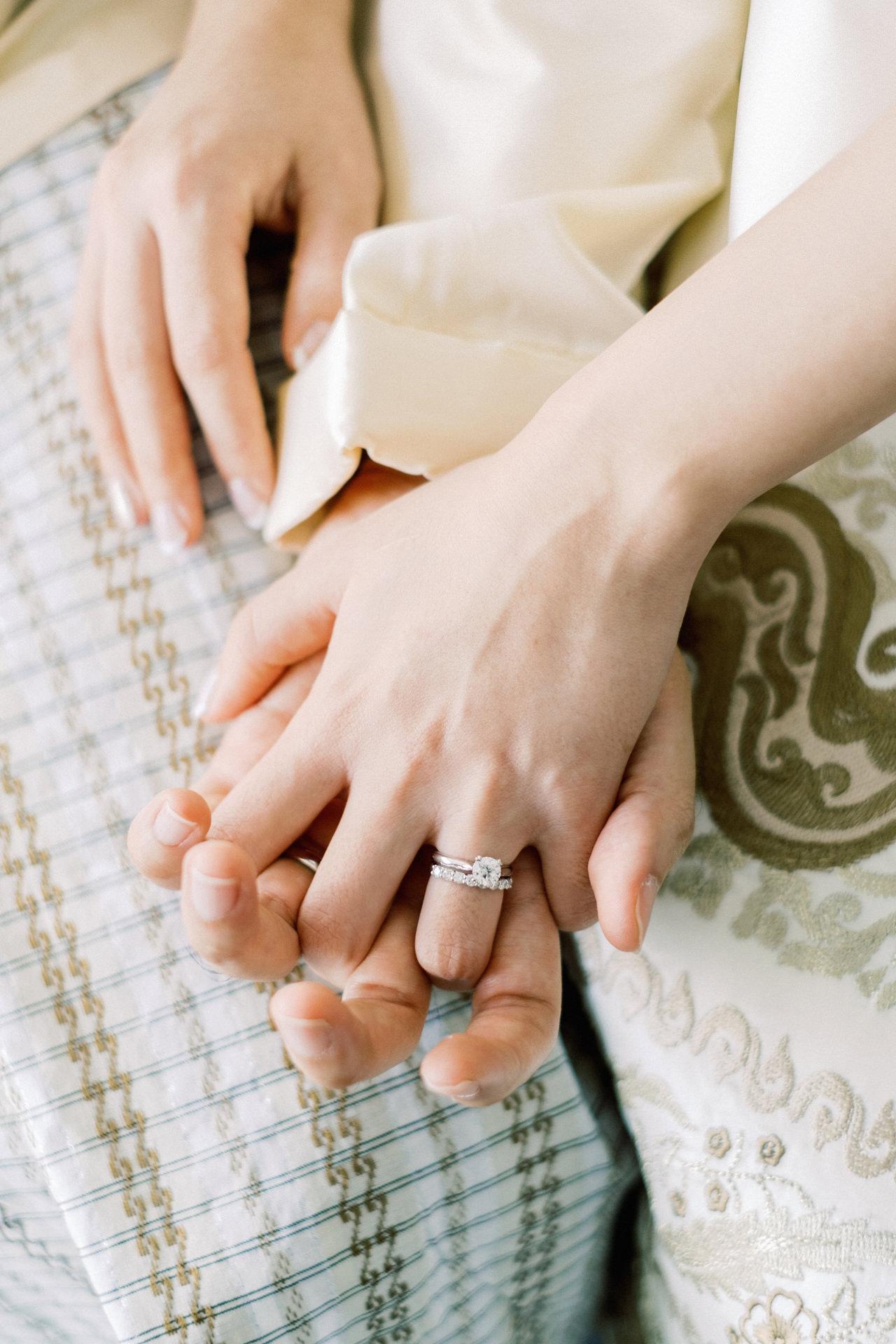 Myanmar Wedding Clothing