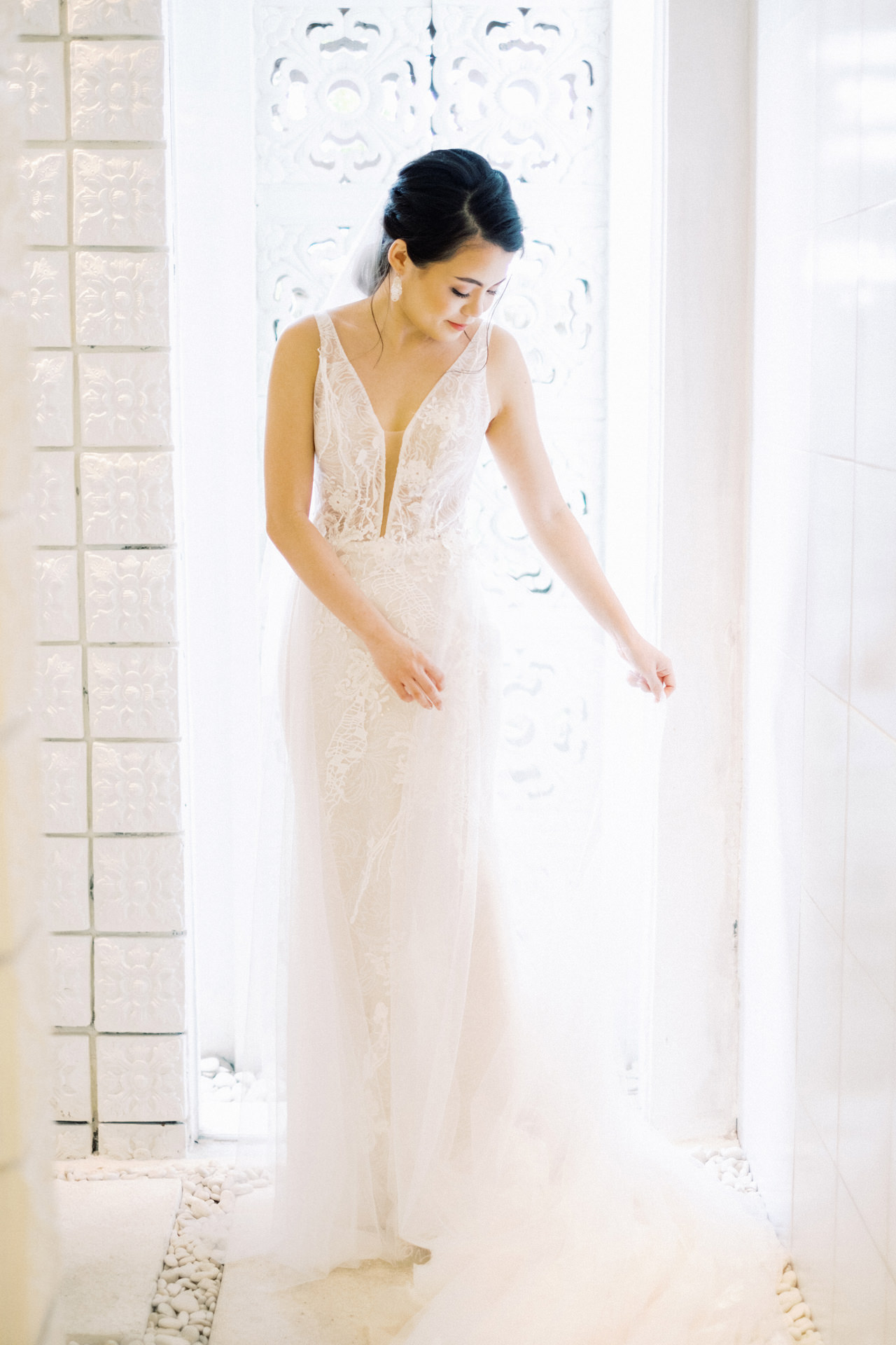 Divine Couture Singapore Gown