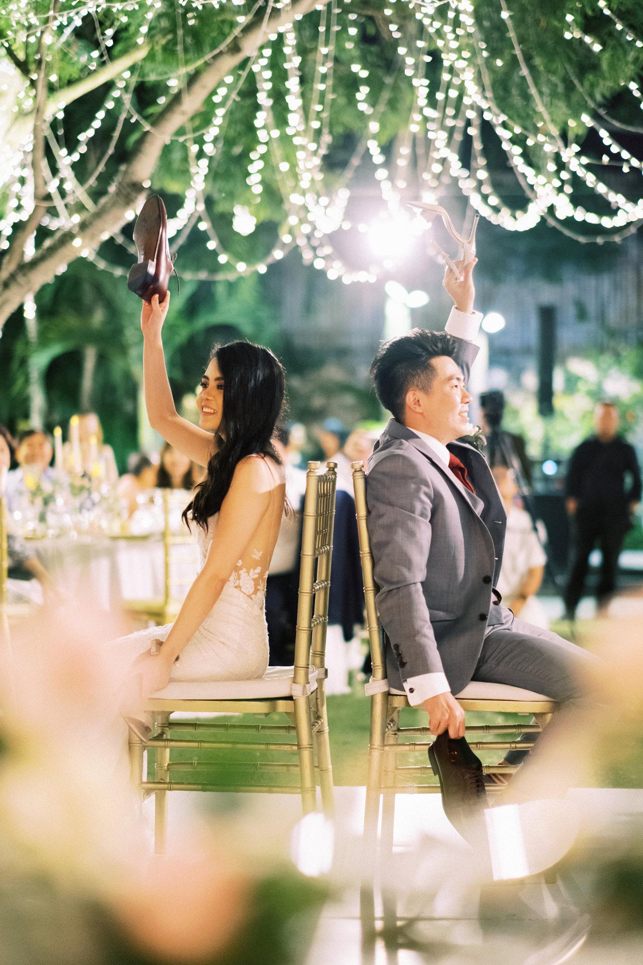 Bali Wedding Fun Games