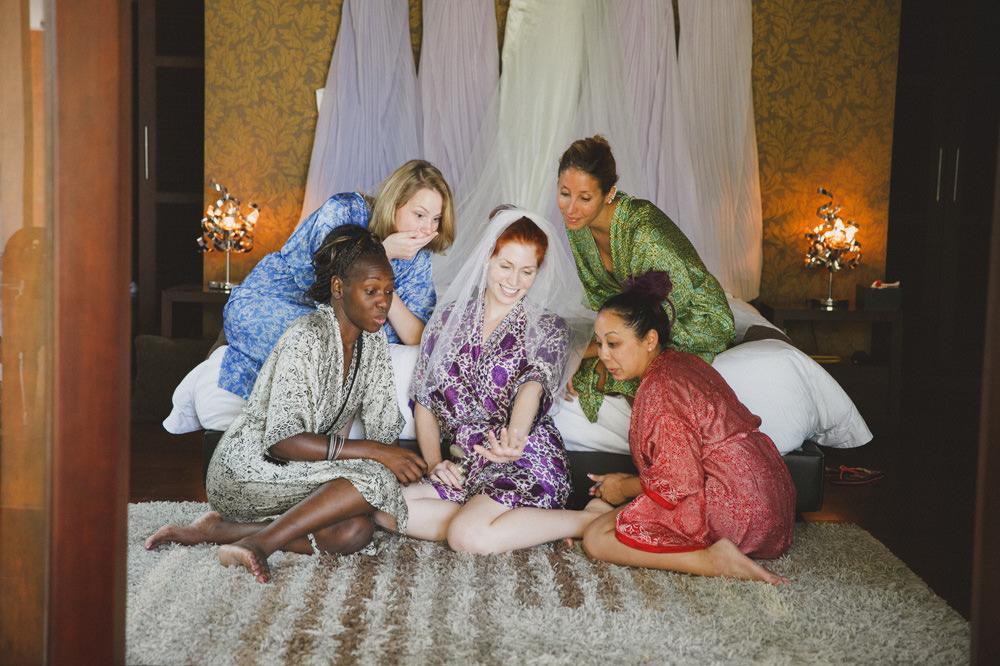 Tylea & Stephen - Bali Wedding at The Sanctus 1