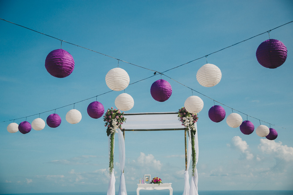 Tylea & Stephen - Bali Wedding at The Sanctus 35