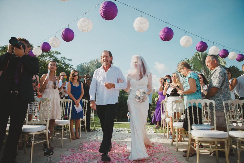 Tylea & Stephen - Bali Wedding at The Sanctus 41