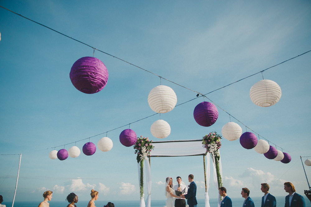 Tylea & Stephen - Bali Wedding at The Sanctus 45