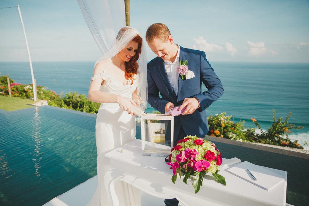 Tylea & Stephen - Bali Wedding at The Sanctus 48