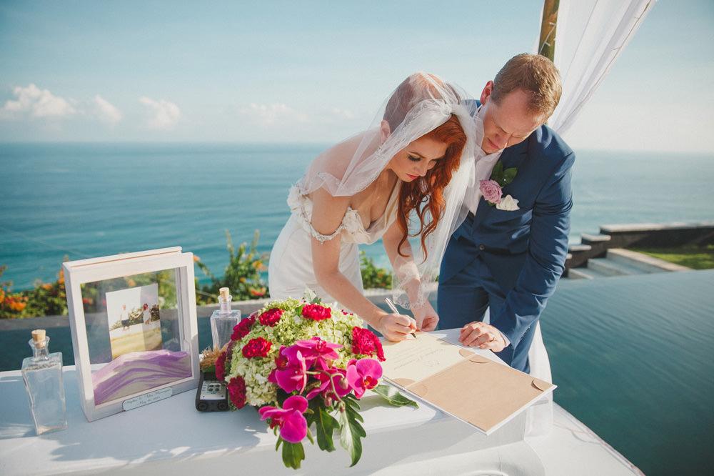 Tylea & Stephen - Bali Wedding at The Sanctus 50